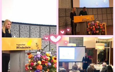 Ambassadeur Jorika Wassenburg in actie voor campagne 'Ken je borsten'